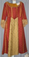 1700's Lady Child Costume Size 14+