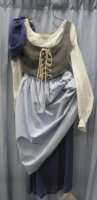 Renaissance Peasant Child Costume, Size 10-12