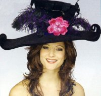 Victorian Hat with a Twist!