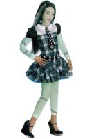 FRANKIE STEIN - MONSTER HIGH COSTUMES