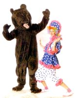 Bear Costume, Size Most