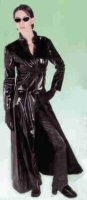 Trinity Matrix Costume, Size MD-LG