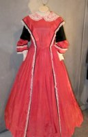 Little Bo Peep / Southern Belle Costume Size Md 10-12