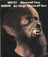 WEREWOLF NOSE, APPLIANCE