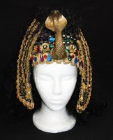 Queen Cleopatra Costume, Size Most