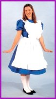 Alice Costume Size MD