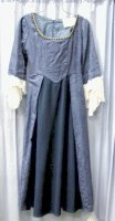 Colonial Lady - Child, Size 12 - 14 BLUE