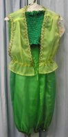 Harem Girl Child Costume Size Ch 8-10