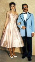 Nineteen Fifties - Prom Dress Costume Size SM