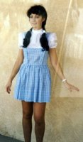 Dorothy Costume Size SM