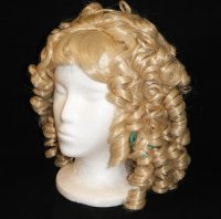 SHIRLEY TEMPLE WIG - Blonde