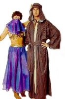 Shepherd Ropes Costume Size Most - XXL