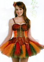 FAIRY AUTUMN COSTUME, SEXY #66904