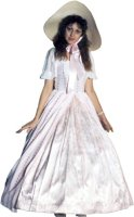 Southern Belle Costume Size 10-12 MD Pink