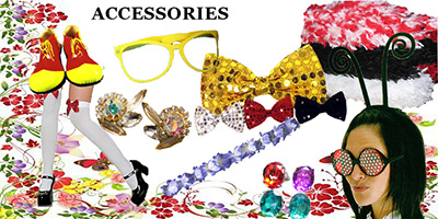 Accessories for animal costumes, 1920's, Victorian, Babies, French Maids and so much more!