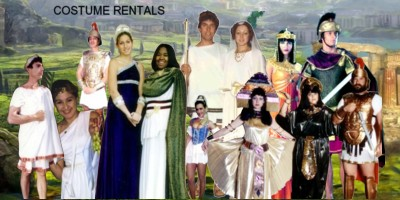 Rental costumes for any time of the year! Deluxe choices to look exactly as you imagine!