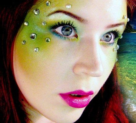 Fantasy Eye Makeup DIY by Ben Nye
