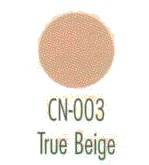 FACE FOUNDATION MAKEUP TRUE BEIGE #CN-003