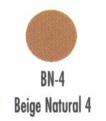 MATTE FOUNDATION BEIGE NATURAL 4 #BN4