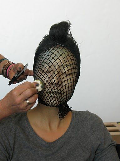 Reptile Makeup DIY