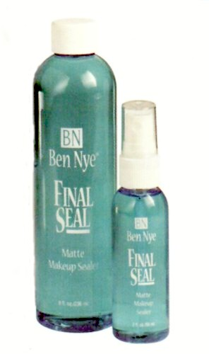 FINAL SEAL, Makeup Sealant, #FY