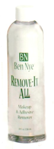 REMOVE IT ALL MAKEUP REMOVER BY BEN NYE #RR