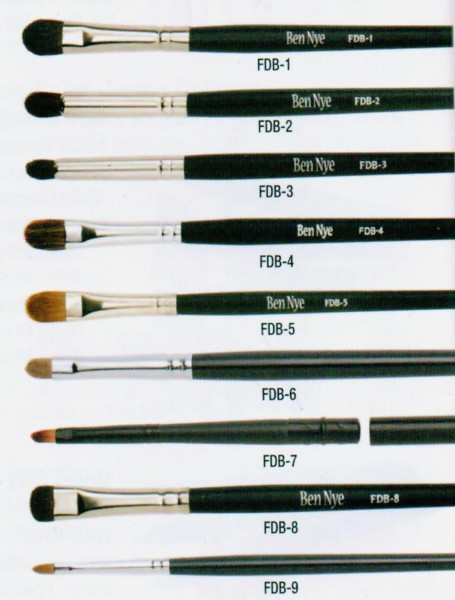 BRUSH - FINE DETAIL for MAKEUP