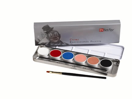 CLOWN PALETTE MAKEUP - CREME