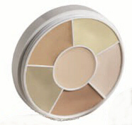 CONCEALER MAKEUP - SPECIAL COLOR WHEELS