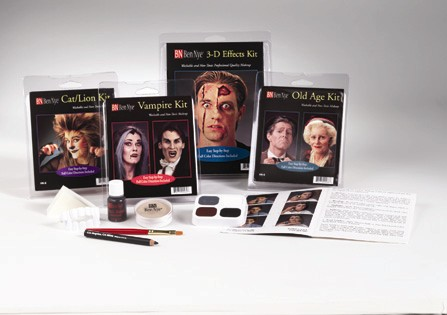 MAKEUP KITS - CHARACTER MAKEUP KITS