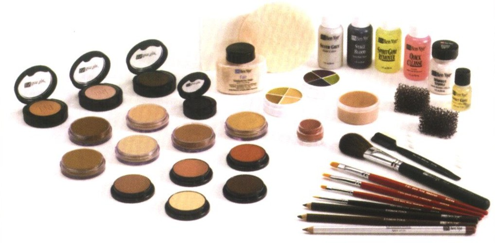 PRODUCTION VIDEO MAKEUP KIT - MASTER