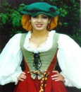 Renaissance Costumes for those who want Elizabethan Faire clothing