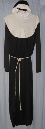 Medieval Nuns Clothing http://www.fantasycostume.com/costume_rentals/child_costumes_for_rent/size_12-14/nun_medieval_or_regular_child_adult_costume_size_ch_12-14
