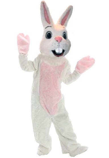 Freckles Jr. Bunny Costume, Size Most