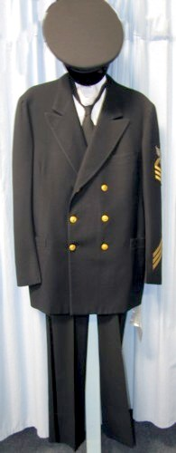 "Military Man - Costume, Size 44"" MD"