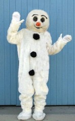 Rent Snowman costume for Frosty or Olaf